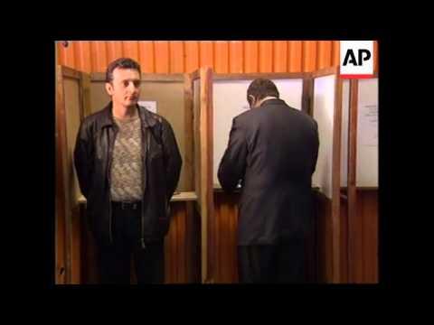 wrap Montenegrin Elections