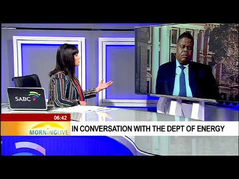 In conversation with the Department of Energy