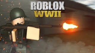 Roblox WWII-beta gameplay #1