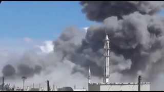 Последствия бомбардировки ИГИЛ ВВС РОССИИ