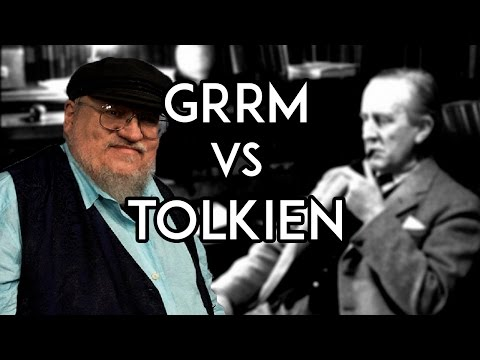 Lord of the Rings vs Game of Thrones: Is GRRM Trying To Kill THE FATHER?