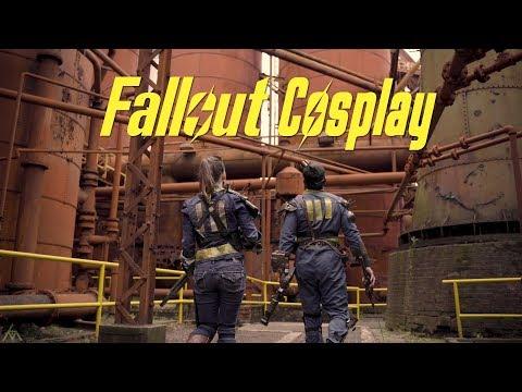 Видео с косплеем Fallout воплотило серию игр в жизнь