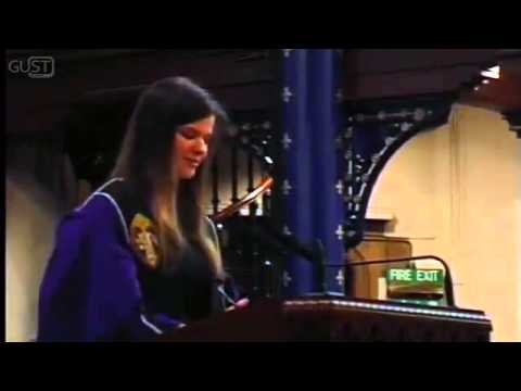 Glasgow University Freshers' Address 2014