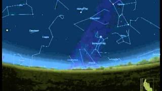 Как ориентироваться ночью по звездам и Луне