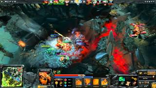 Dota 2 - Best Moments #9 - b v (Untitled)