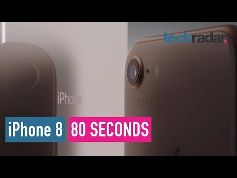 Download Youtube: iPhone 8 in 80 seconds