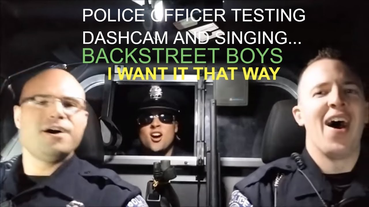 Night Duty Cops' Video Goes Viral With Lip Sync Of