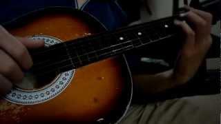Mùa hè yêu thương guitar