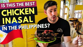 The BEST INASAL in the PHILIPPINES?! Bacolod Vlog