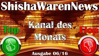 ShishaWarenNews 06/16 Preissturz bei Amy Gold, neue Gök Nargile, Tangiers in DE uvm