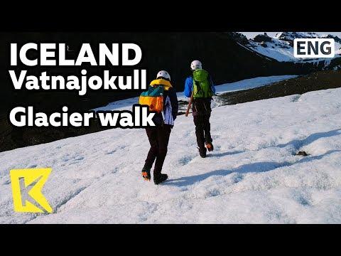 【K】Iceland Travel-Vatnajokull[아이슬란드 여행-바트나요쿨]빙하 걷기/Vatnajokull/Glacier/Skaftafell/Hiking