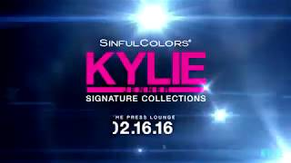 Kylie Jenner nail polish line launch party FULL APP VIDEO