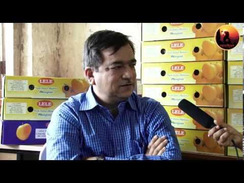 Mr. Madhav Lele Lele Exports Ph: +91 94225 16885