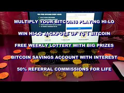 Get FREE BITCOIN EVERY HOUR And MORE!