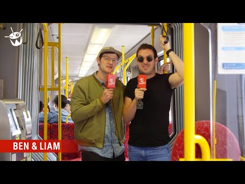 Ben and Liam's tour of Adelaide