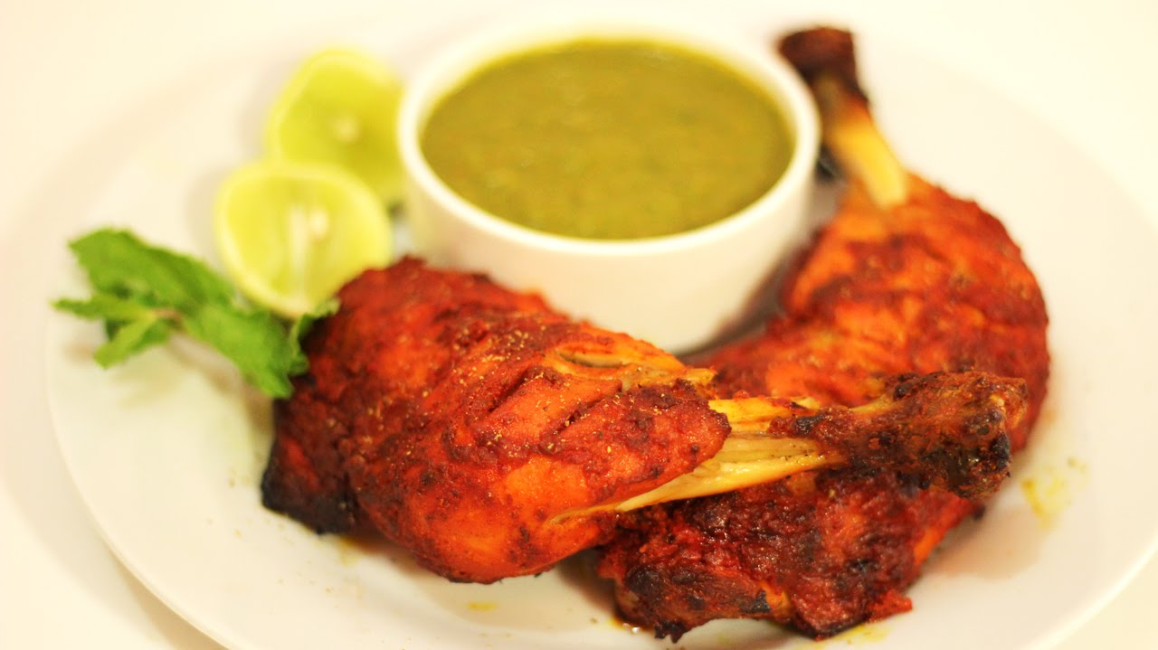 Tandoori chicken recipe a popular north indian dish how to make tandoori chicken recipe a popular north indian dish how to make tandoori chicken youtube forumfinder Image collections