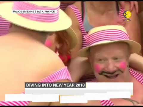 France: Diving into New Year 2018