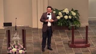 I Give You My Heart - Pastor Enrique Vado Gutierrez - 10/10/2020