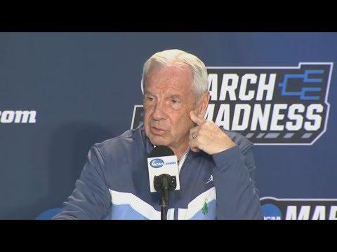 UNC Men's Basketball: Roy Williams pre-Texas A&M Press Conference
