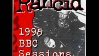 Rancid - Time Bomb BBC sessions 1995