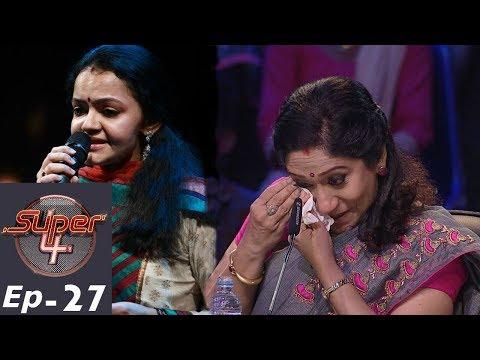 Super 4 I Ep 27 - Sujatha shares her memories of Radhika Thilak! I Mazhavil Manorama