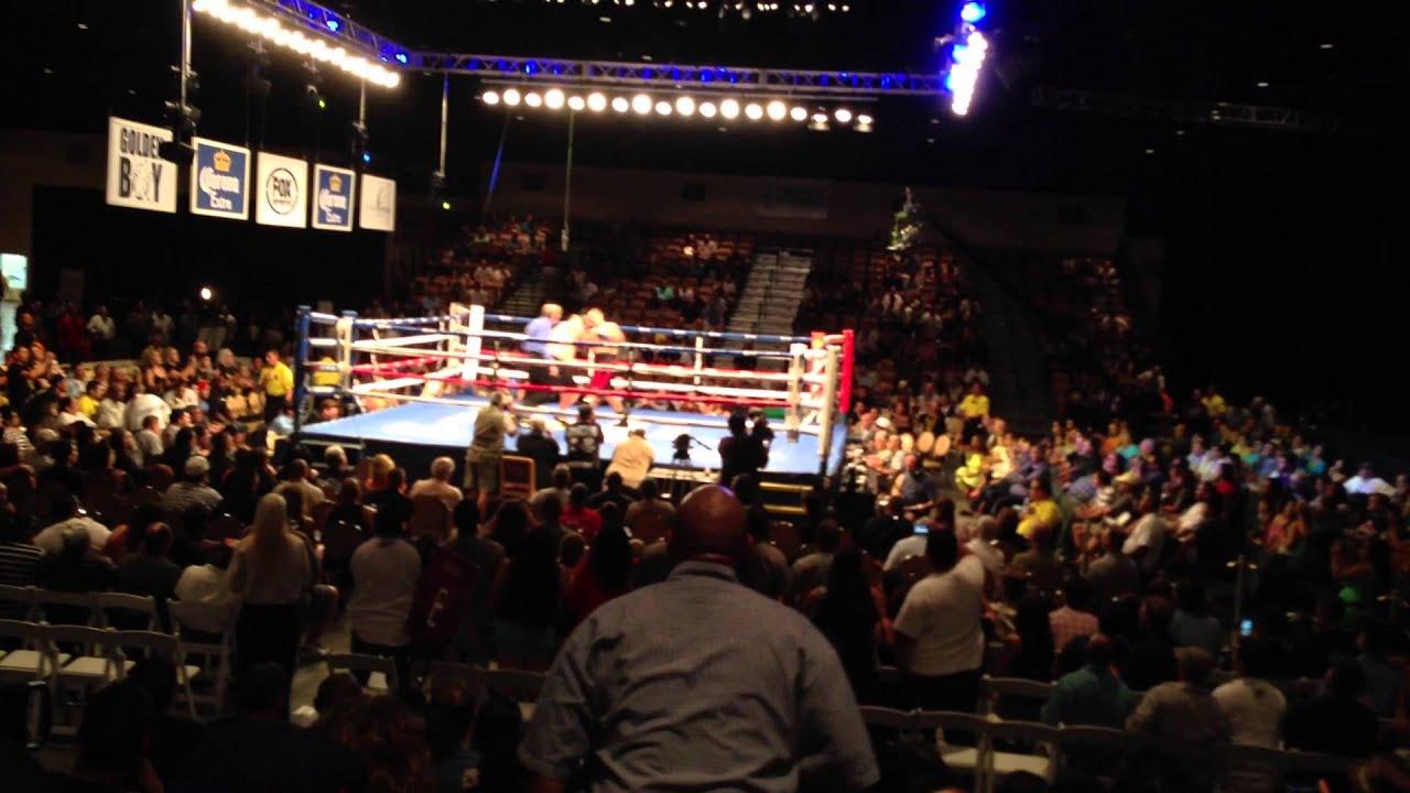 Fantasy springs casino indio california boxing