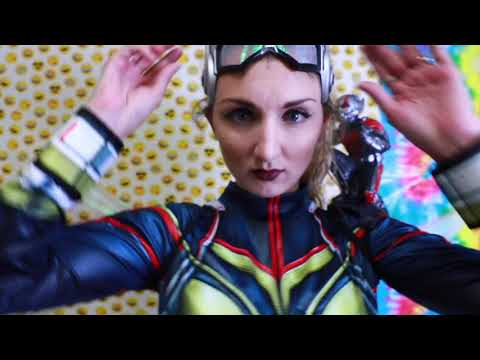 The Wasp Cosplay Costume Breakdown - Wednesday Webshow!