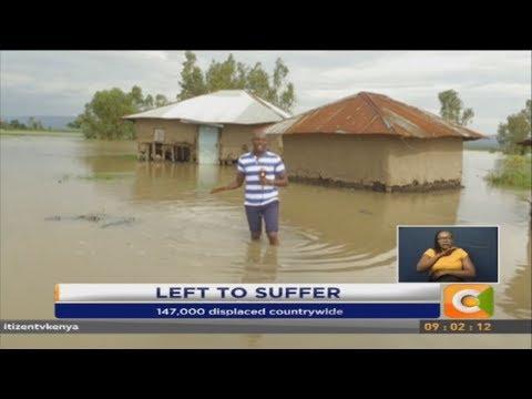 Villages submerged in Nyando