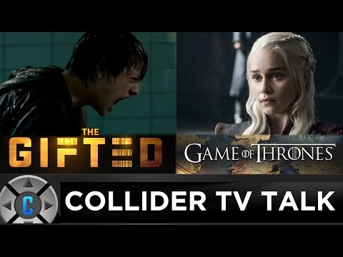X-Men Series The Gifted First Trailer, Game of Thrones Prequels News - Collider TV Talk