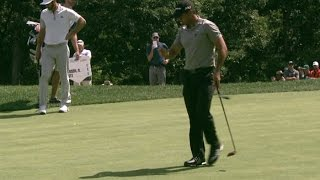 Jason Days 197-yard tee shot sets up birdie at The Barclays