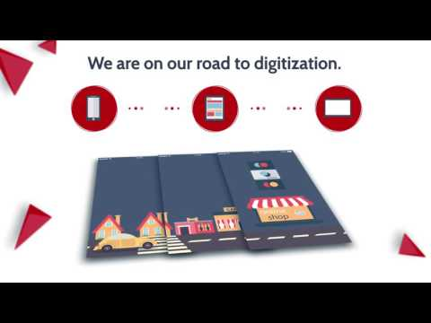 Digital Marketing | Animated Infographics