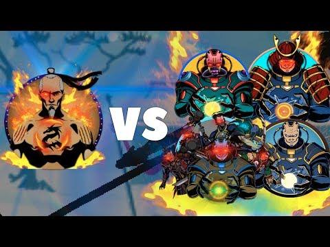 Shadow Fight 2 - Легендарная Тень против Всех Титанов!