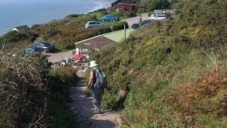 Heaven is a beach hut in Cornwall...