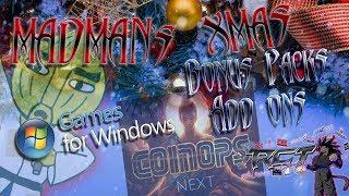 Madman's Xmas Bonus Packs (1 8) For Coinops Next (pc Games) Rct Gaming