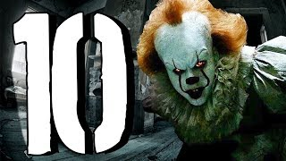 10 przerażających DOMÓW STRACHU [TOPOWA DYCHA]