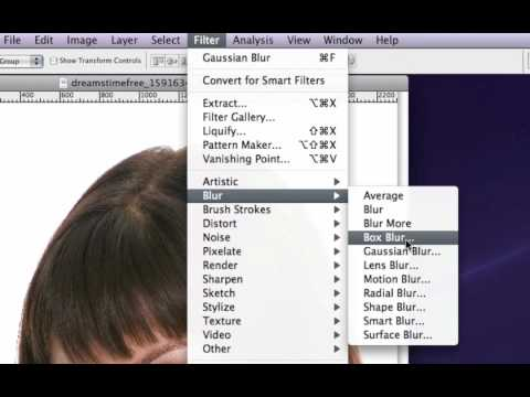 extract filter photoshop cs6