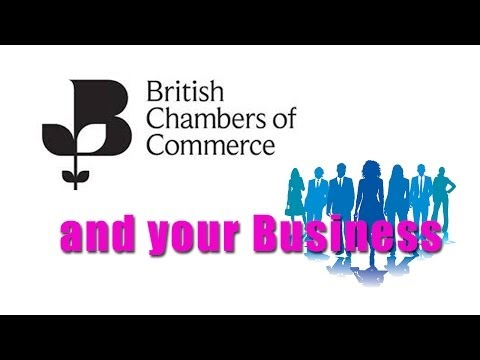 BCL25 Your Business and The Chambers of Commerce