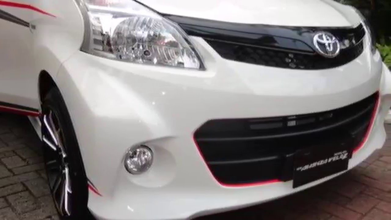 grand new avanza g luxury fitur all alphard 2016 toyota veloz youtube