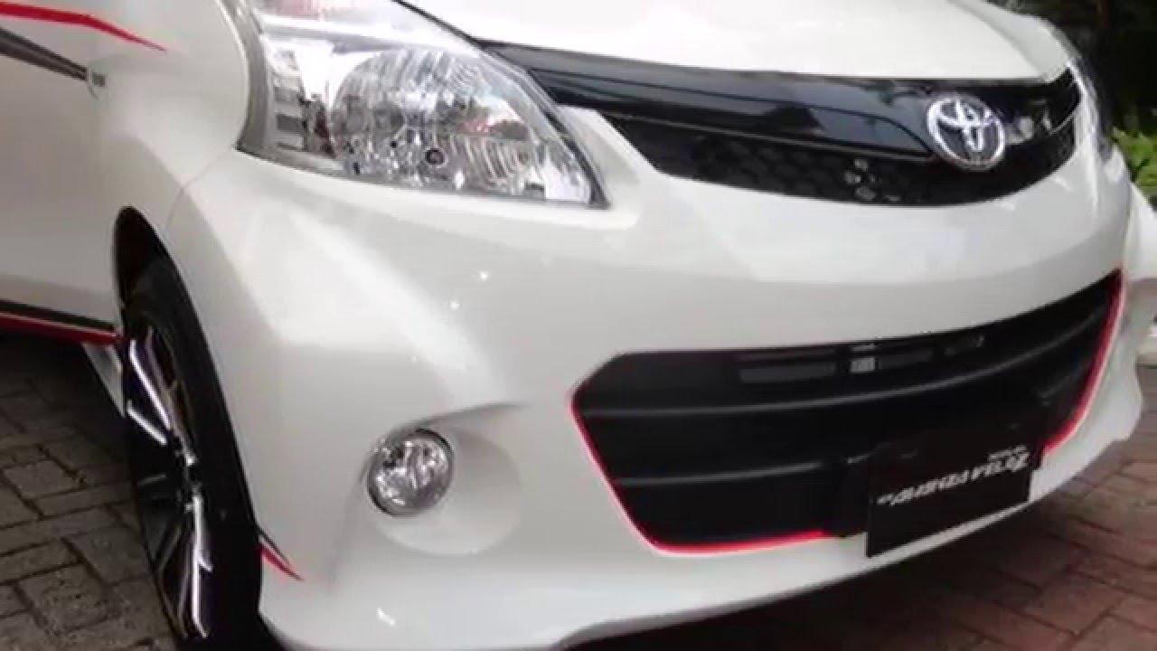 2016 Toyota Avanza Veloz Luxury