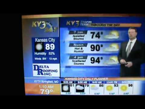 KY3 24/7 Weather Channel