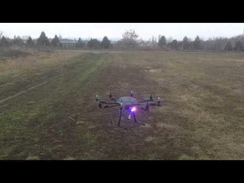 Tarot 680pro octocopter engine calibration faild apm+ardupilot