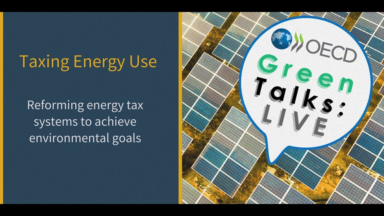 Taxing Energy Use 2018 - Companion to the Taxing Energy Use Database