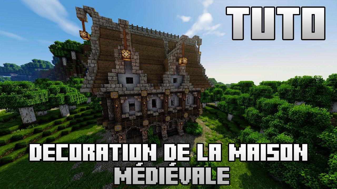 Interieur De La Maison Interieur Maison Medieval Minecraft