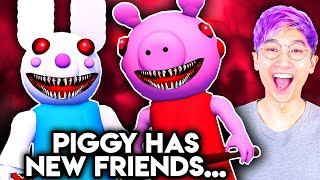 Can You Beat This Spooky ROBLOX GAME!? (PIGGY CHAPTER 5)