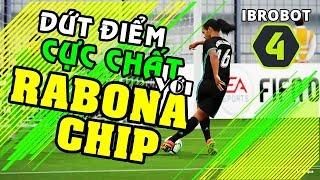 CÁCH DỨT ĐIỂM RABONA CHIP TRONG FIFA ONLINE 4