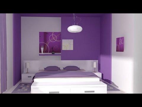 Como pintar mi habitaci n youtube - De que color pintar una habitacion ...