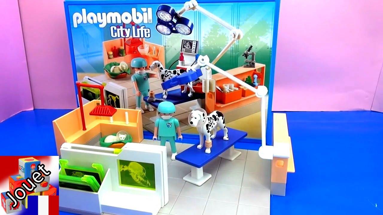 Pratique de v t rinaire city life salle d op ration for Salle a manger playmobil city life