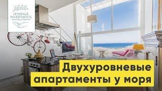 Обзор квартиры на первой линии от моря за 99,000 фунтов на Северном Кипре