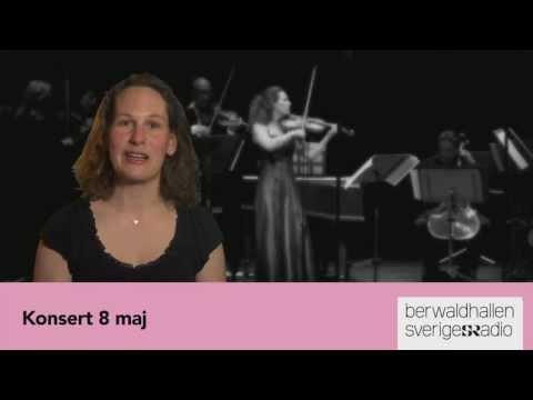 "Berwaldhallen - Malin Broman om konserten ""Britten & Tjajkovskij"""