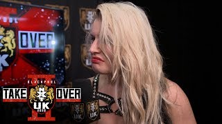 Toni Storm turns her attention to Worlds Collide: WWE Exclusive: Jan. 12, 2020